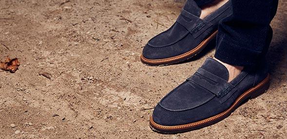 Slipper & Bootsschuhe